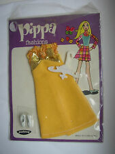 PALITOY PIPPA/DAWN DOLL ORIGINAL VVHTF RARE NRFP OUTFIT IN  MINT CONDIT