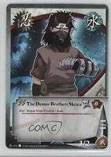 2006 Booster Pack Base Unlimited #N015 The Demon Brothers Meizu Gaming Card 1j6