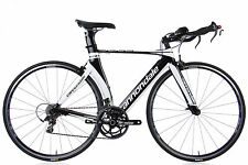 2014 Cannondale Slice 5 Triathlon Bike 51cm Small Carbon Shimano 105 TT 10s