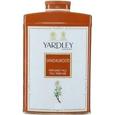 Yardley London Sandalwood Perfumed Talcum Powder Deodorising Talc 100g