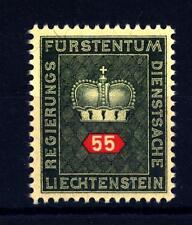 LIECHTENSTEIN - 1950 - Segnatasse