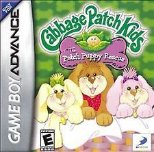 Cabbage Patch Kids: Patch Puppy Rescue GBA New Game Boy Advance