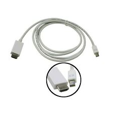 6' Thunderbolt Mini Display Port to HDMI Cable for MacBook Pro 17-inch MC024LL/A