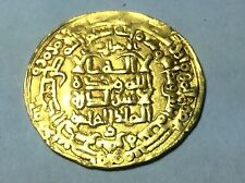 PERSIA,SAMANIDS,DINAR,AH 382(AD992) HEARAT GOLD COIN,4.49 GRAMS,1024 YRS OLD,RRR