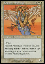 MTG RADIANT, ARCHANGEL - POOR/ROVINATA ARCANGELO - UL - MAGIC
