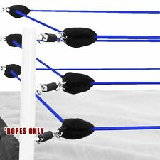 Blue Ring Ropes for Wrestling Action Figure Ring by Figures Toy Company