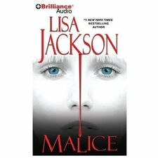 New Orleans: Malice 6 by Lisa Jackson (2013, CD, Abridged)