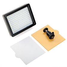 Fill Light for Canon Nikon DSLR Camera Lamp Panel Dimmable LED Studio Lighting