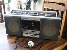 Vintage Retro Pioneer SK-353L Portable Stereo Radio Cassette Recorder Boombox