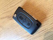Genuine Citroen C2 / C3 Remote Key - Cut to Code - Part Number 649086