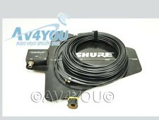 Shure UHF Active Directional Antenna UA870WB 500-900 MHz w/ cable #1