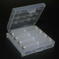 Hot 4X Battery Convertor Adapter Size AAA R03 to AA LR6+Box