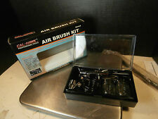 CAL-HAWK PROFESSIONAL TOOLS DOUBLE ACTION AIRBRUSH KIT MODEL # BAHAB