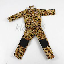 """1/6 Scale Camouflage Uniform Military Police Army For 12"""" THE ULTRA CORPS Figure"""