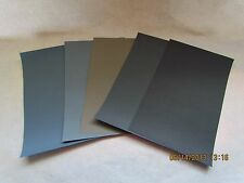 Sandpaper Wet or Dry YOU PICK THE GRIT  30 sheets Sand Paper  5.5