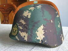 07's series China PLA Special Forces Digital Camouflage Helmet Cover,B