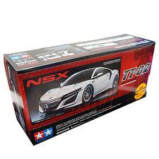 Tamiya 1:10 TT02 Honda Acura NSX w/ESC Motor EP 4WD RC Cars Touring  Kit #58634