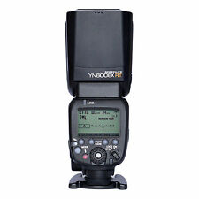 Yongnuo YN600EX-RT Wireless Flash Speedlite Unit TTL Master for Canon SLR Camera