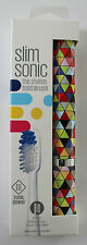 Slim Sonic Classic Electric Travel Toothbrush - Prism - from Violife