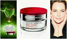 YVES ROCHER SERUM VEGETAL WRINKLES AND FIRMNESS PLUMPIG CARE  DAY CREAM
