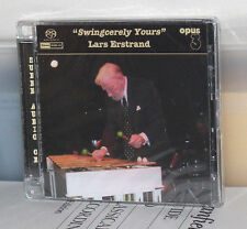 OPUS 3 SACD 22081: LARS ERSTRAND - Swingcerely Yours - 2008 Germany Near MINT