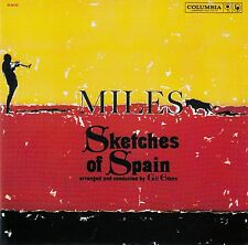MILES DAVIS : SKETCHES OF SPAIN / CD - TOP-ZUSTAND