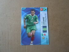 Carte Goaaal ! - Germany 2006 - Mexique - N°086 - Jaime Lozano