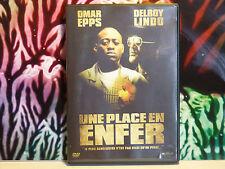DVD d'occasion en très bon état : UNE PLACE EN ENFER - Film Action - Omar Epps