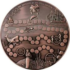 Find the TREASURE Coin Game 2015 Palau Copper