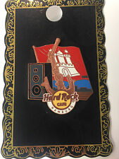 Hard Rock Cafe Hamburg Rock The Dock Pin 1 von 3 LE150 2012 #65550