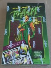 1993 The River Group Plasm Zero Issue Trading Cards Wax Box