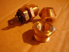 Mk1 Escort TwinCam Lotus Cortina Temperature Sender Brass Fitting