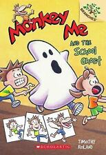Monkey Me: Monkey Me and the School Ghost 4 by Timothy Roland (2014, Paperback)