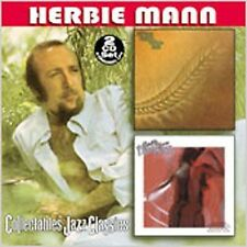 Turtle Bay/Discotheque by Herbie Mann (CD, Mar-2006, 2 Discs, Collectables)