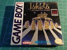 NINTENDO GAME BOY ISHIDO EN SU CAJA ORIGINAL PRESINTADA VER FOTO