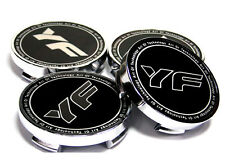 Dress Up Wheel Center Cap 4Pcs 1Set For Hyundai YF Sonata i45