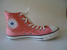 NEW CONVERSE ALL STAR CHUCK TAYLOR SPEC HI TOP WALKING SHOES PINK WOMEN 9