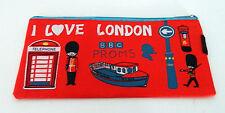 Kosmetiktasche Make-Up Mehrzwecktasche  I love London