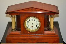 Antique Original Seth Thomas Clock Case With The Dial and The Bezel.