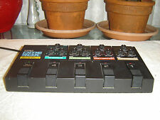 Korg Analog Delay, Chorus, Distortion, Compressor, with PME 40X, Vintage Pedals