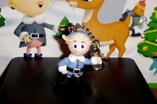 "Rudolph Island of Misfit Toys HERMEY 2.5"" Holiday Clip On PVC Figure HERMIE"