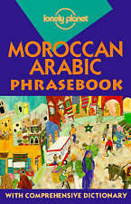 Good, Lonely Planet: Moroccan Arabic Phrasebook, Bacon, Dan, Book