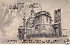 Centenario della Liberazione di Torino dal Colera-f.p.