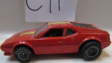 HOT WHEELS 1982 BMW M-1 RED MALAYSIA BASE LOOSE