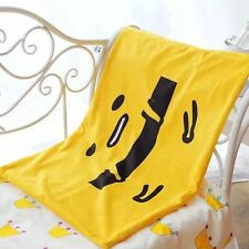 Gudetama egg sushi Yellow single pillowcase pillow case QT636