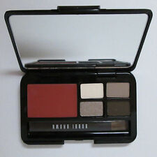 BOBBI BROWN Classic EYE CHEEK PALETTE ROSE CEMENT SPARKLE MAHOGANY travel size