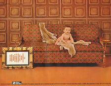 Publicité Advertising 1967  Canapé lit ZOL Maryland fauteuil