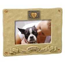 Who Rescued Who Photo Frame NEW from Grassland Roads SKU 469013