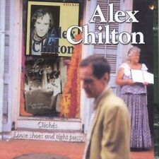 Alex Chilton Cliches and Loose Shoes and Tight Pussy Sealed Double CD France '04
