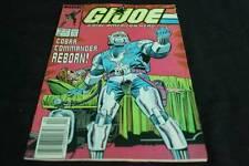 Marvel Comics G.I. Joe Comic Book Vol.1 No.58 Vintage Collectible Periodical
